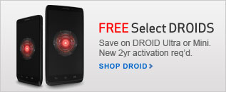 Free Droid Ultra and Droid Mini