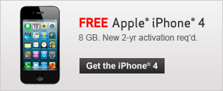 Free iPhone 4- 8GB