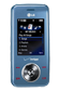 LG Chocolate Prepaid in Blue Ice Support